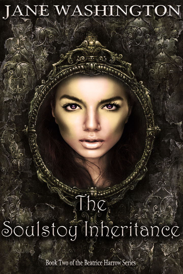 the soulstoy inheritance book cover