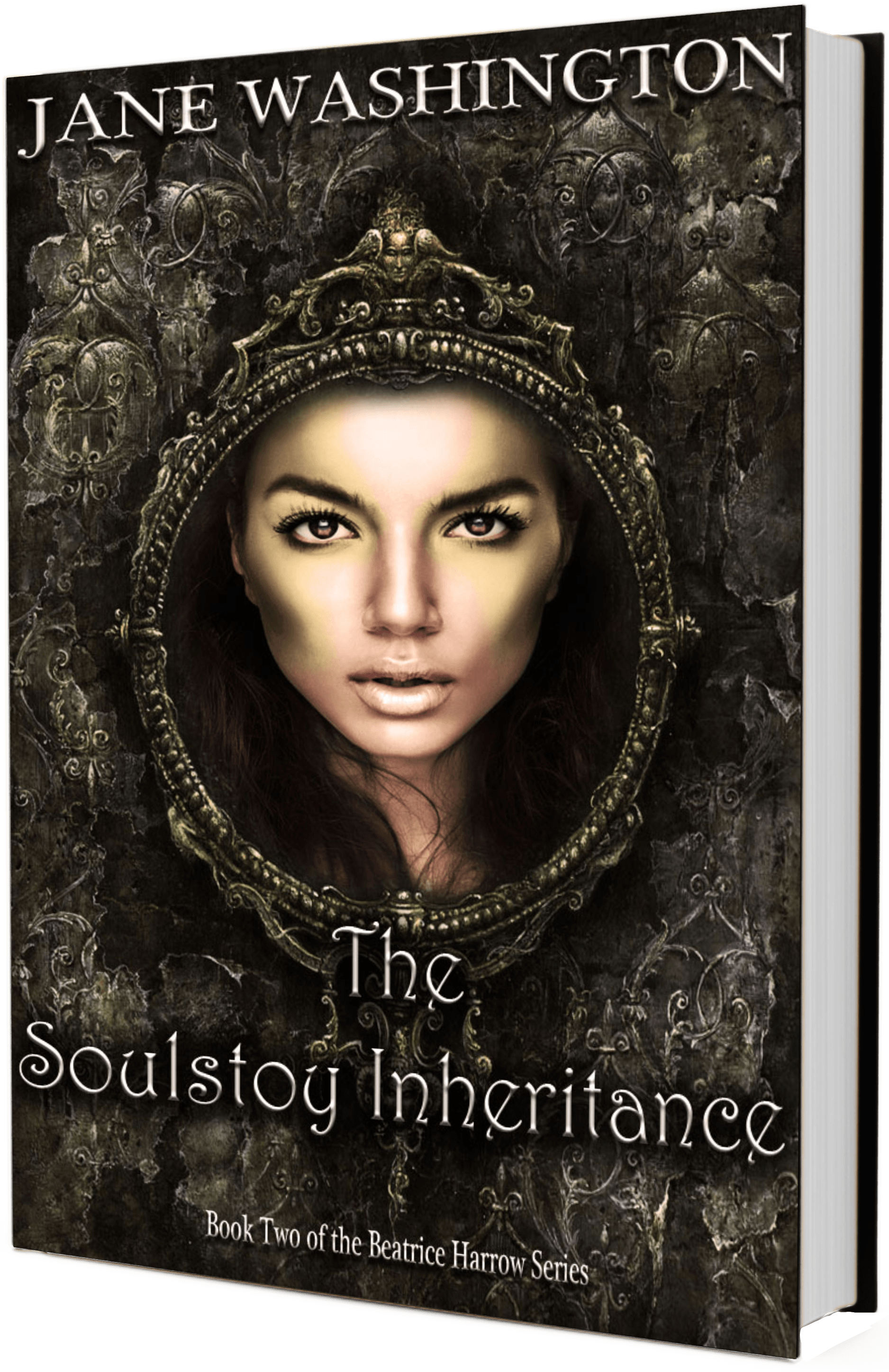 soulstoy inheritance book cover