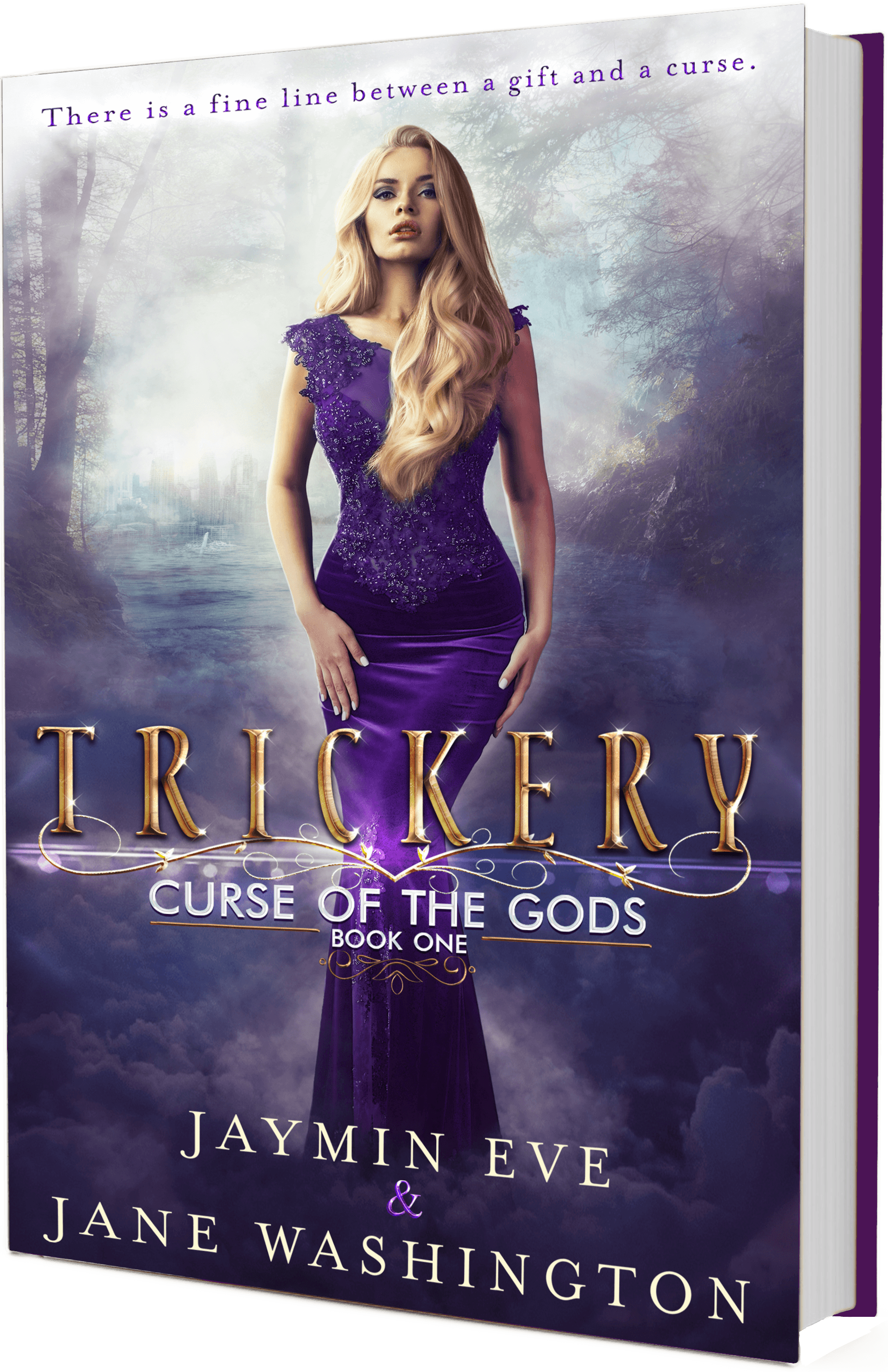 trickery book cover