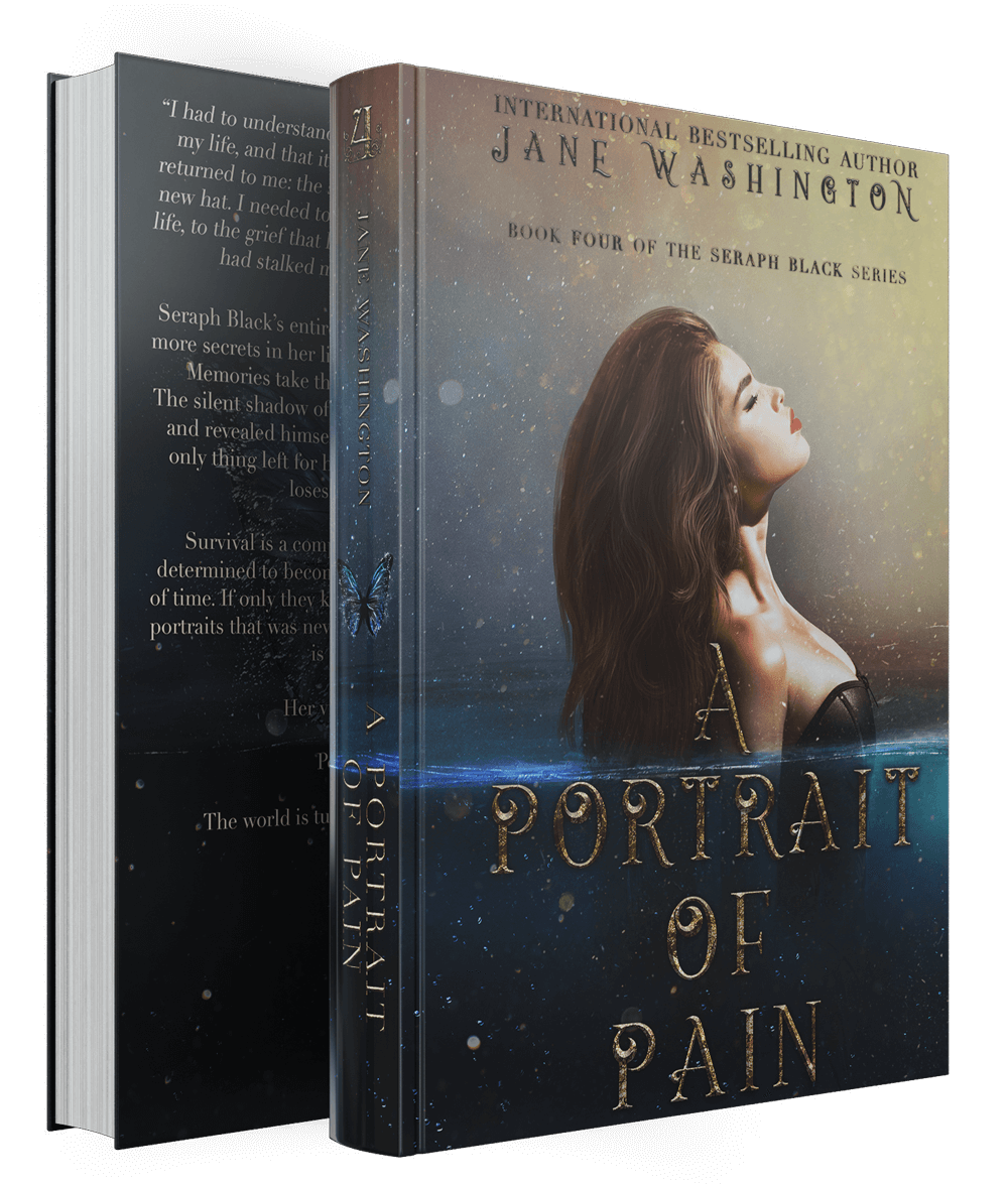A Portrait of Pain book cover